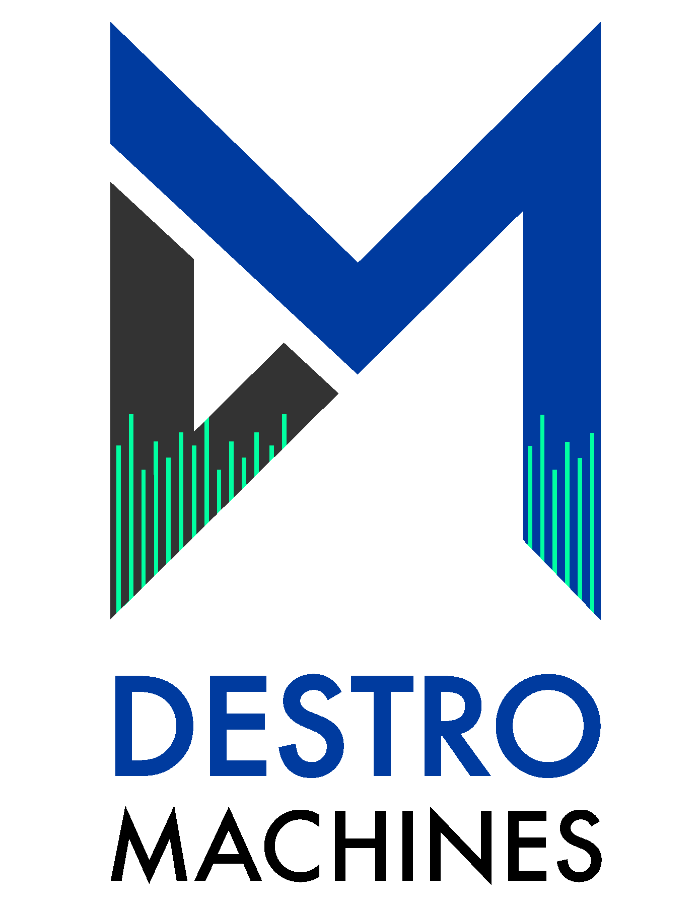 Destro Machines logo